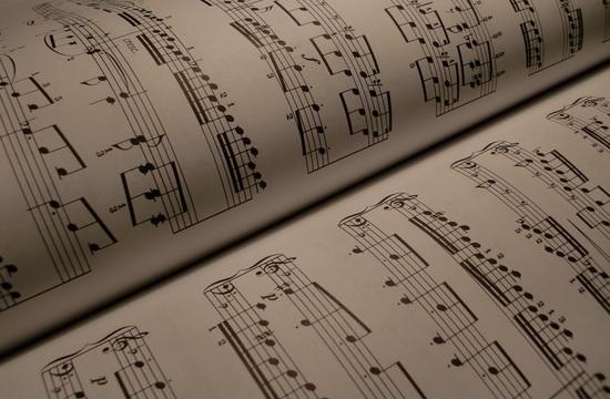 music-score-printing